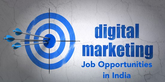 digital marketing jobs india