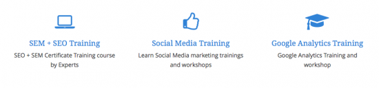 optron digital marketing courses