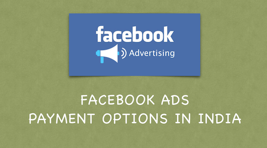 fb ads india payment