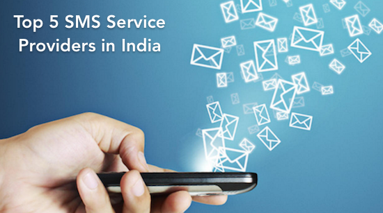 Top 5 Bulk SMS Service Providers in India (with API)