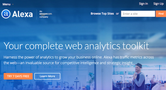 website traffic checker