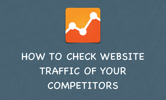 check website traffic