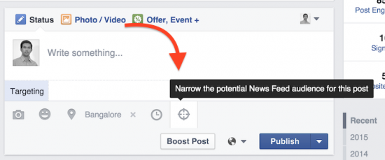 fb audience optimization