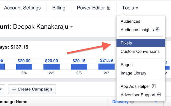 how to create a second facebook ads account