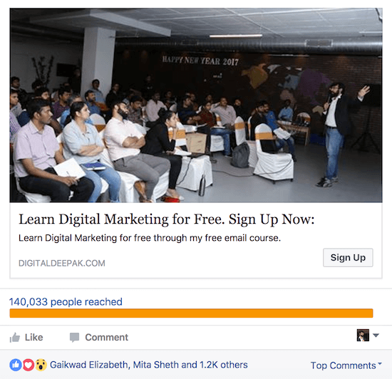facebook lead generation campaigns