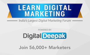 learn digital marketing group