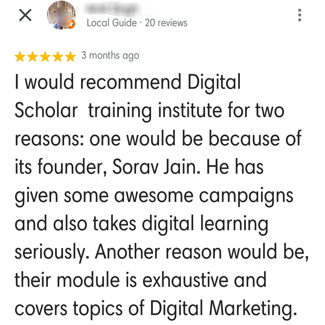 digital scholar review