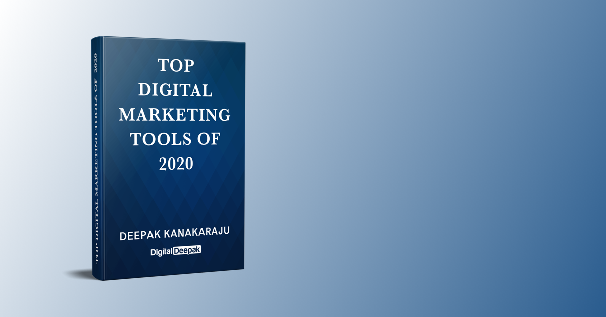 Top 100 Digital Marketing Tools for 2020 - RapidAPI